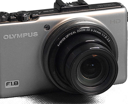 Сamera for cycle touring. Olympus XZ-1 pic#1 DigInfo.ru