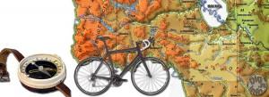 Маршрут 83 км для шоссейного велосипеда по подмосковью