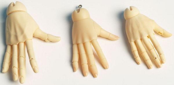 Шарнирные руки для кукол BJD
