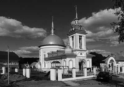 Церковь в Щеглятьево