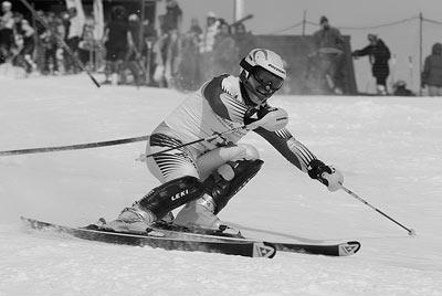 Vadim Nikitin Alpine ski Rossignol cup Moscow 2010