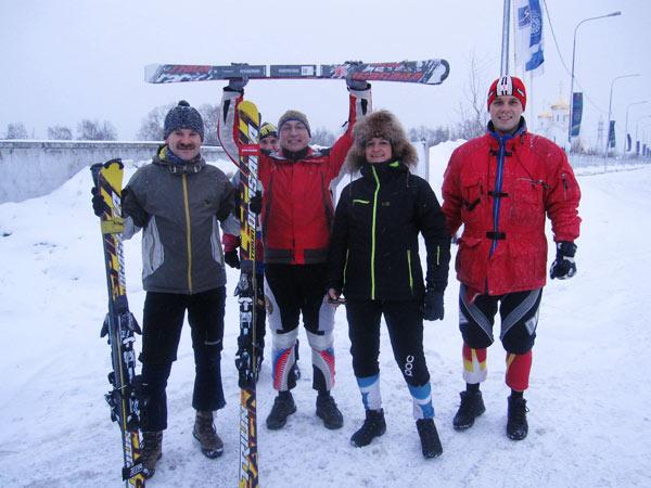 лыжи Ogasaka Triun SL