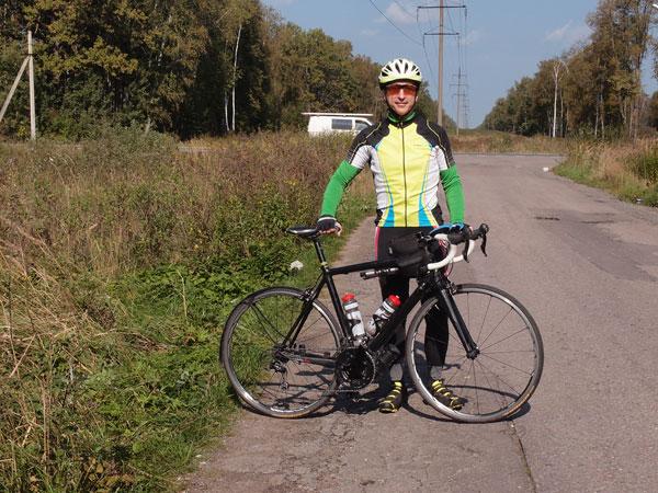 Вадим Никитин велосипед Vadim Nikitin cycling