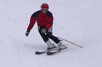 Вадим Никитин горные лыжи