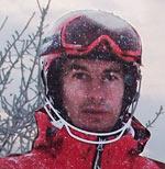 Vitaly Sizov ski