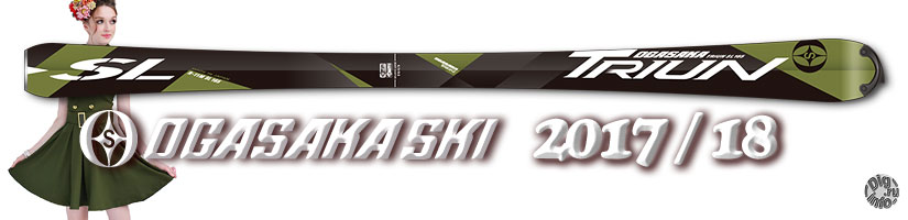 Ski Ogasaka Triun SL 17/18. Part 1, catalog