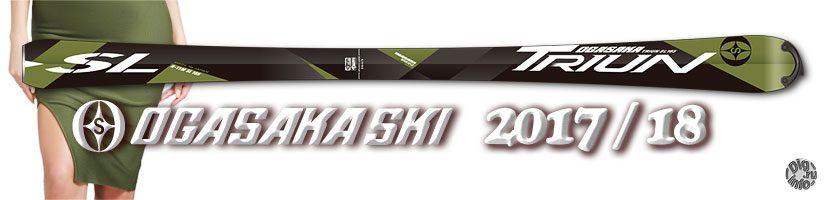 Ski Ogasaka Triun SL 17/18. Part 2, sidecut shape