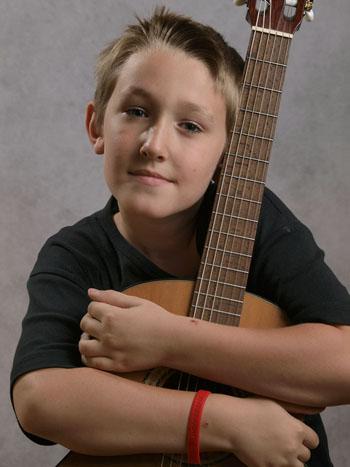 Anton Nikitin guitar