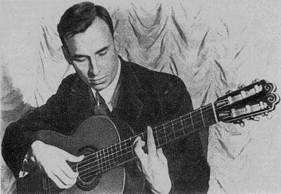 A. Ivanov-Kramskoy guitar
