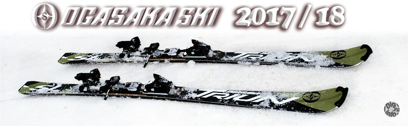 Ski Ogasaka Triun SL 17/18. Part 4, test on snow