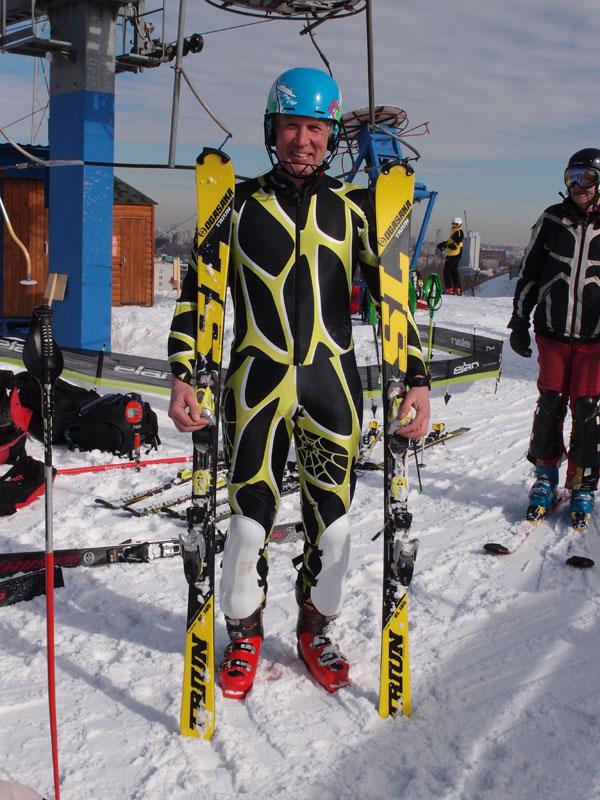 Alexander Mistryukov alpine ski