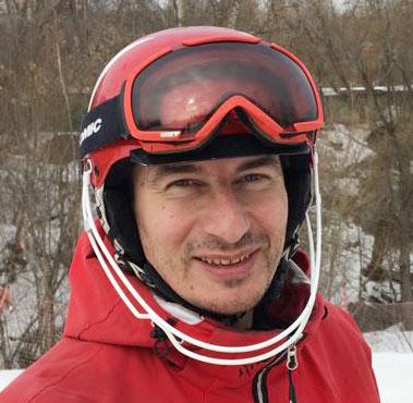 Vitaliy Sizov alpine ski