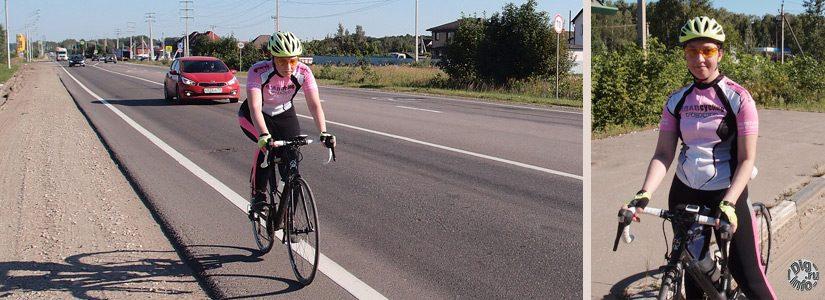 Как похудеть на велосипеде за лето. Например