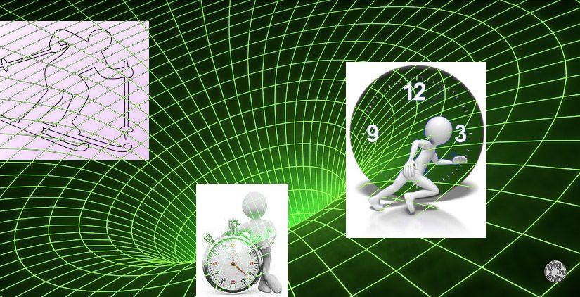 Абсолютное классификационное время для анализа результатов соревнований