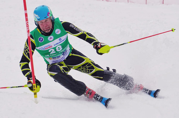 Alexander Mistryukov Ski Ogasaka Triun SL 19/20