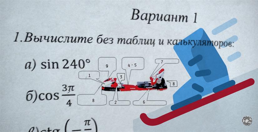 Регулировка горнолыжных креплений без таблиц