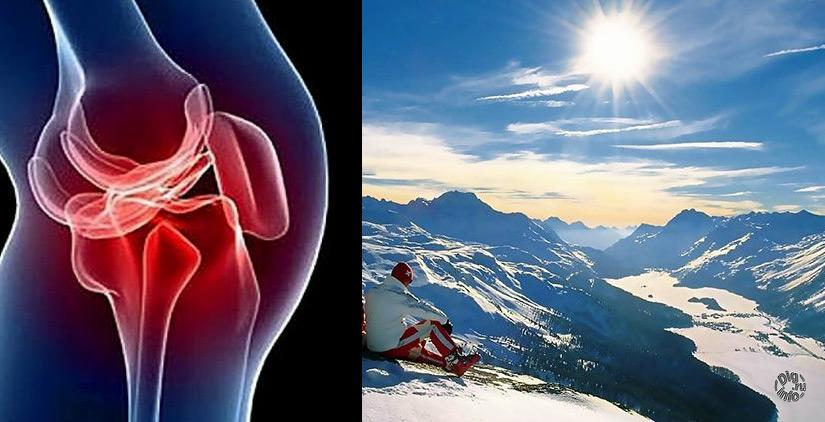 Травма колена. Ко врачу или самолечение?